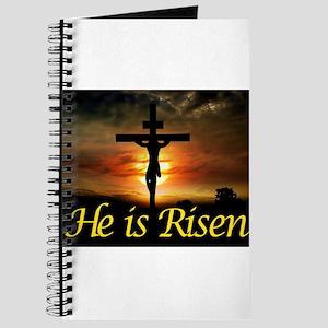 JESUS RISEN Journal
