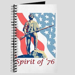 Spirit of '76 Journal