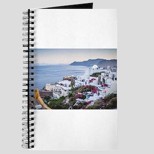 Santorini Greece Journal