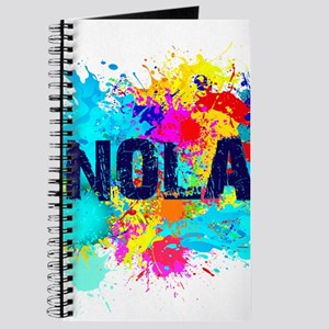 Good Vibes NOLA Burst Journal