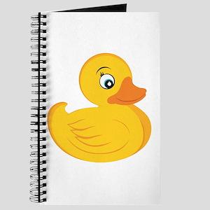 Rubber Ducky Journal