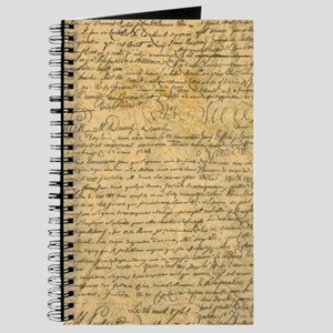 Old Manuscript Journal