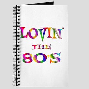 80's Journal