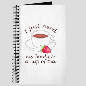 BOOKS AND TEA Journal