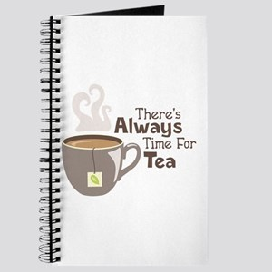 Theres Always Time For Tea Journal