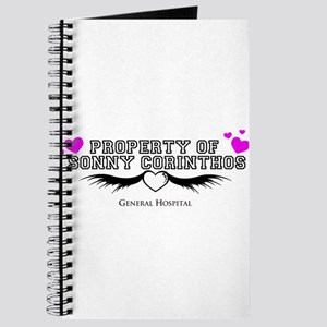 Property of Sonny GH Journal