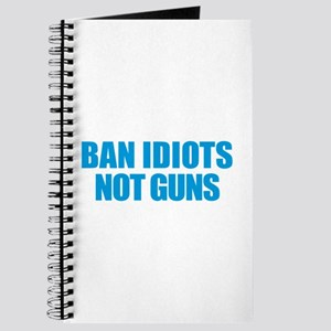 Ban Idiots Journal