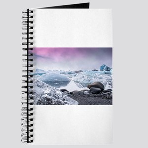 Glaciers of Iceland Journal