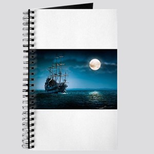 Moonlight Pirates Journal