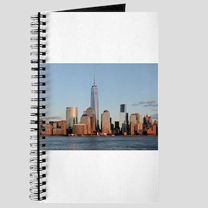 Lower Manhattan Skyline, New York City Journal