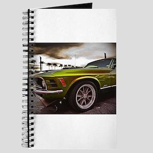 70 Mustang Mach 1 Journal