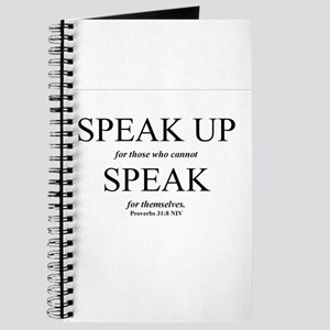 REESPEAKUP Journal