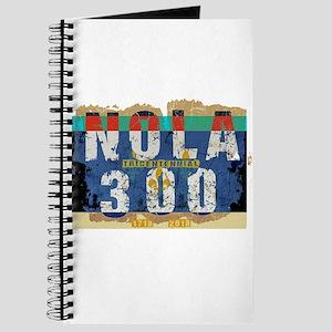 NOLA 300 Year Tricentennial Artwork Journal