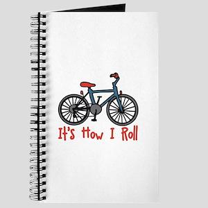 How I Roll Journal