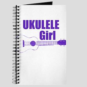 Girls Ukulele Journal