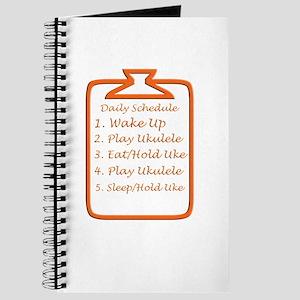funny ukulele Journal
