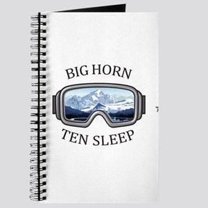 Big Horn - Ten Sleep - Wyoming Journal