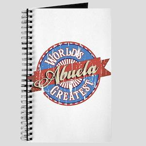 World's Greatest Abuela Journal