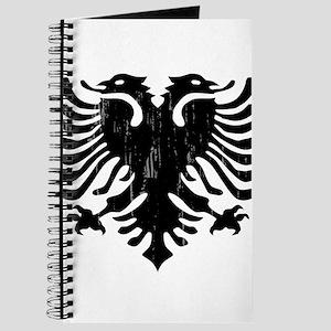 albania_eagle_distressed Journal