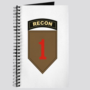 1st ID Recon Journal
