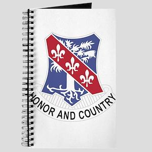 327th Glider Infantry Regiment Crest Journal