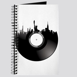 New York City Vinyl Record Journal