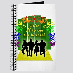 Off to see the Wizard of Oz Journal