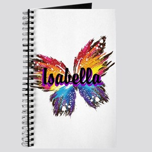 Personalize Butterfly Journal