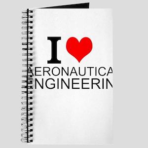 I Love Aeronautical Engineering Journal
