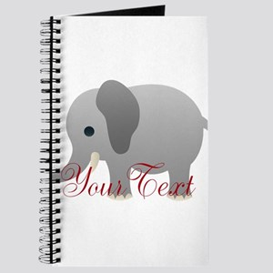 Elephant Personalize Journal