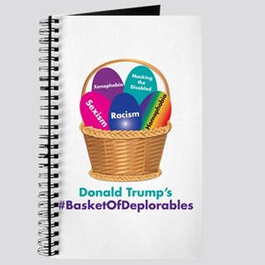 Trump's Basket of Deplorables Journal