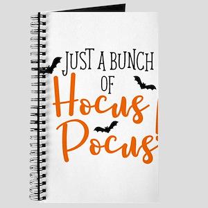 HOCUS POCUS Journal
