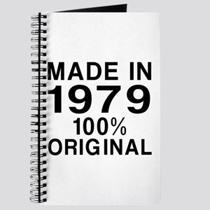 Made In 1979 Journal