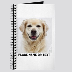 Dog Photo Customized Journal