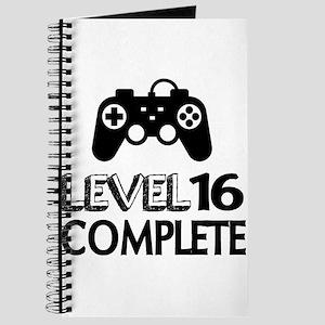 Level 16 Complete Birthday Designs Journal