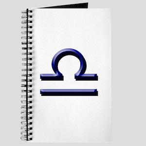 Libra Blue Journal