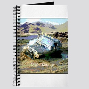 Jeep & Mud Therapy Journal