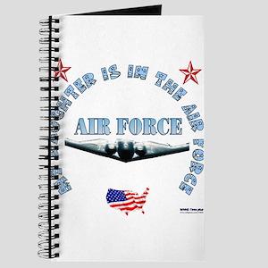 Air Force Daughter Journal