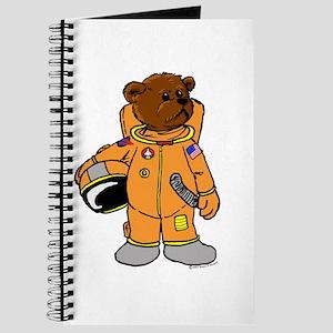 Buzz the Astronaut Bear Journal