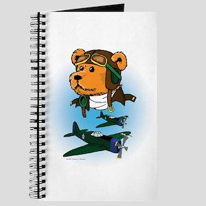 Jerry the Pilot Bear (In-Flight) Journal