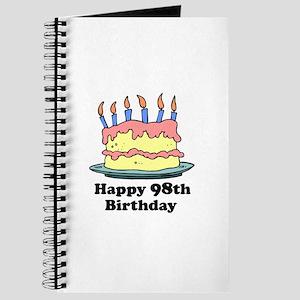 Happy 98th Birthday Journal