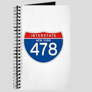 Interstate 478 - NY Journal