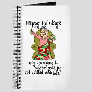 Happy Holidays - Quilter Journal