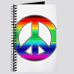 Peace Sign 2 Journal