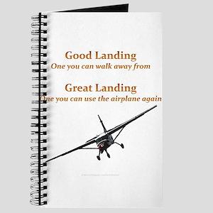 Good Landing/Great Landing Journal