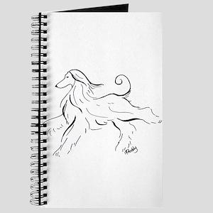 Afghan Hound Journal