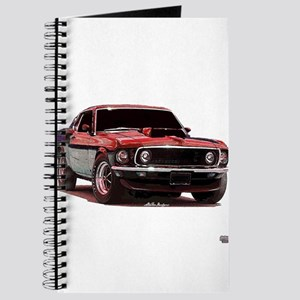 Mustang 1969 Journal