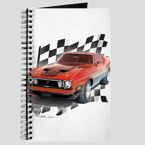 Mustang 1973 Journal