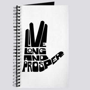 Live long and Prosper Journal