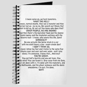 Dean rants Journal